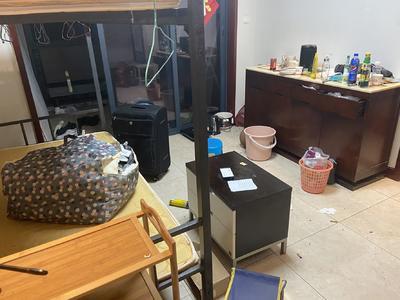 前海地铁口次新公寓,楼下商业综合体,出行购物便利-深圳泛海城市广场租房