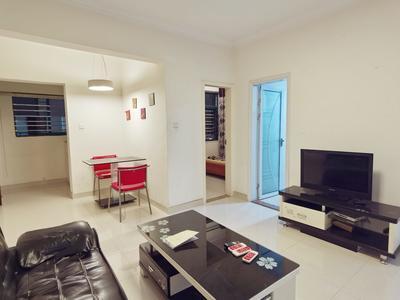 金莎雅苑一期南精装2室1厅55.7m²-东莞金莎雅苑一期租房