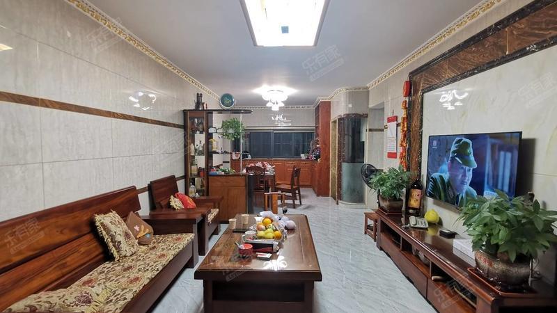 大世纪花园三期客厅-1