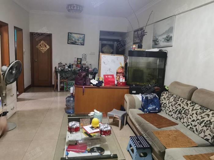 华建小区客厅-2