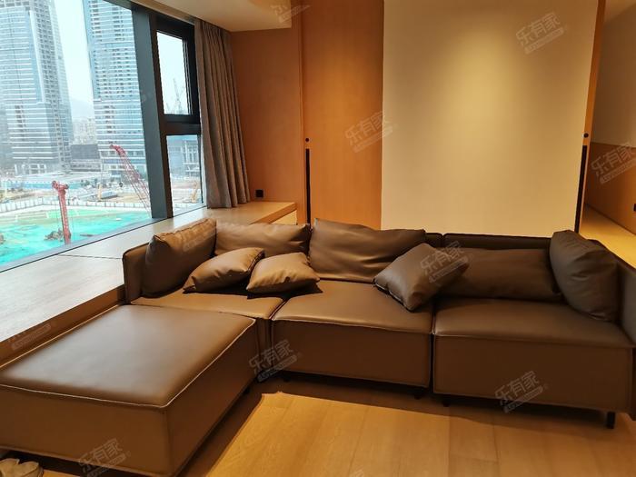 华润悦府二期客厅-1
