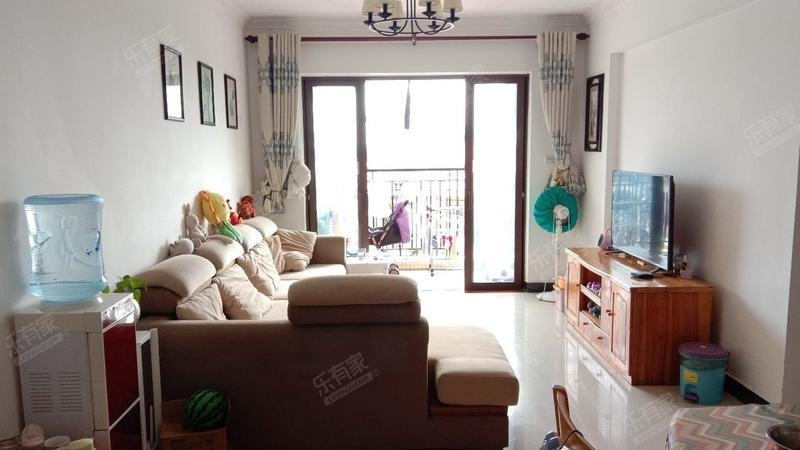 金碧丽江西海岸花园客厅-2