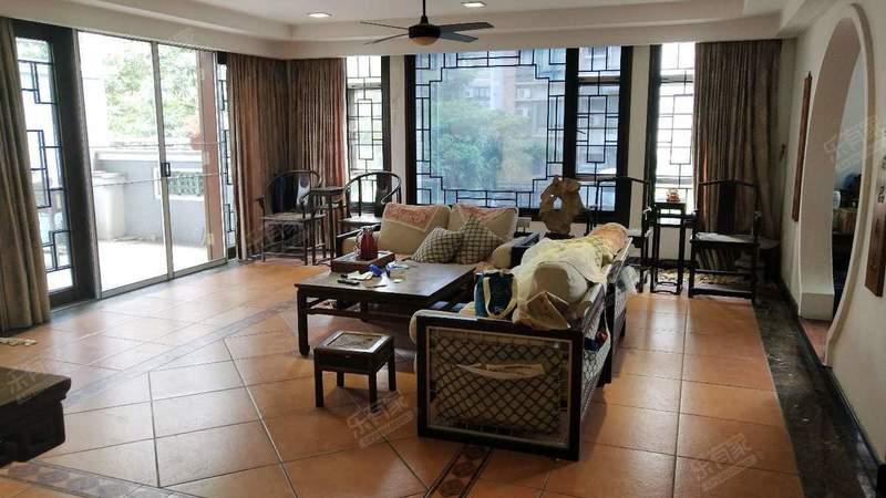 翡翠花园(中山)客厅-1