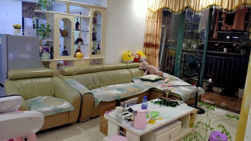 瑞麒紫居客厅-1
