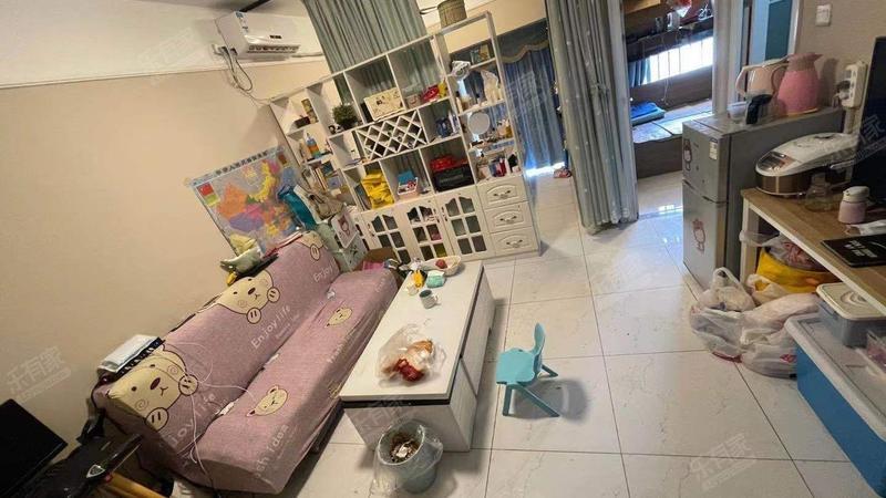 汉唐蜜园客厅-1