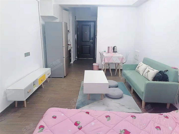 碧桂园盛汇公寓居室-1