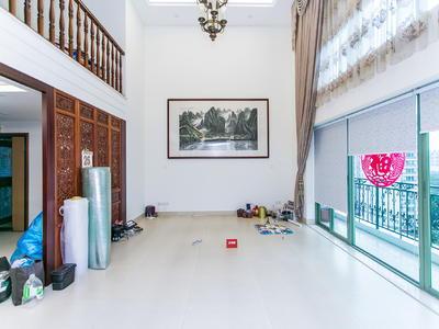 东方玫瑰花园,新出精装大7房复式,业主诚心出租