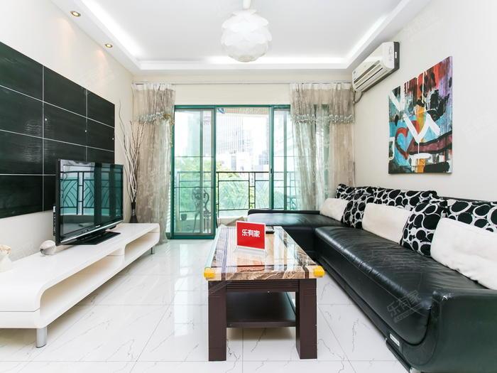 中海华庭客厅-2