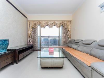 万达对面花城湾精装四房中高楼层看房方便-惠州盛业豪园二手房