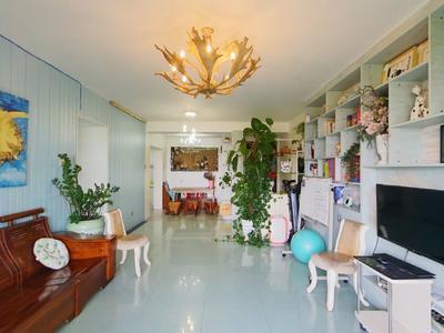 中海深圳湾畔花园,三居室,楼下地铁口