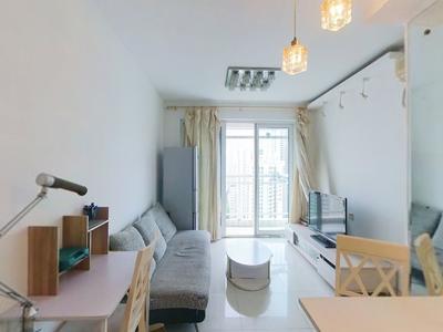 皇庭世纪精装两房,家私家电齐全,诚心出售