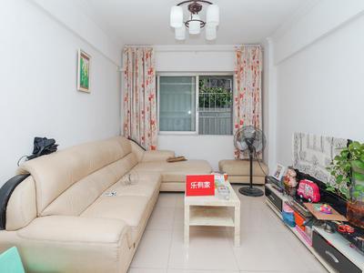 两房通透户型有售-广州保利红棉花园二手房