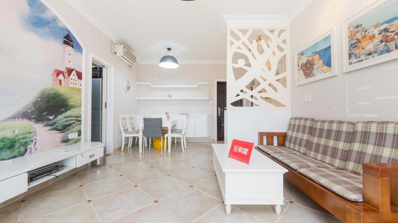 阳光城市家园客厅-2