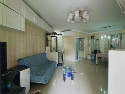 桃源村二期三房出售,户型正通透安静,带露台