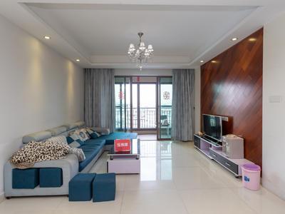 丰泰城市公共豪华装修3房出售-广州丰泰城市公馆二手房