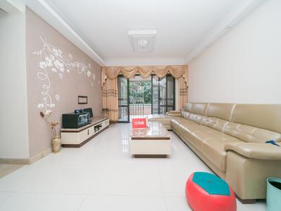 保利红珊瑚花园东南精装3室2厅107.62m²-东莞保利红珊瑚花园二手房