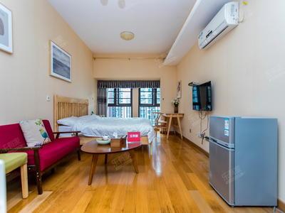 星河盛世精装公寓,双地铁口,不限购不限贷产品-深圳星河盛世花园二手房