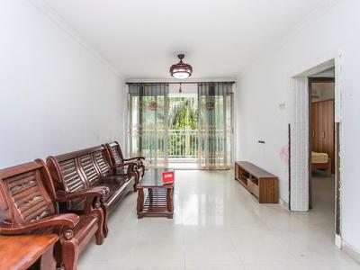 桐景花园两房,客厅出阳台,家私全齐,诚心出租。