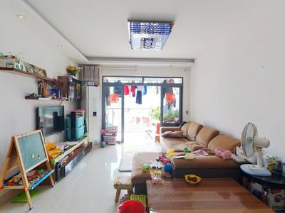 万象精装两房,厅出阳台户型,高楼层俯瞰整个小区-深圳万象天成二手房