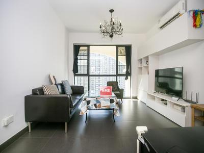 只放乐有家仅此一套大三房税费5万有客户看中-深圳泛海拉菲花园2期二手房