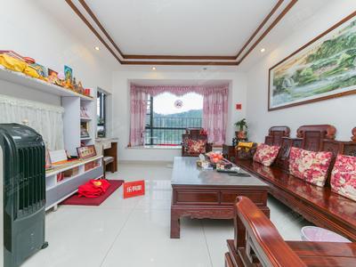 翰岭花园 南北 普装 4室 2厅 106.87m²-深圳翰岭花园二手房