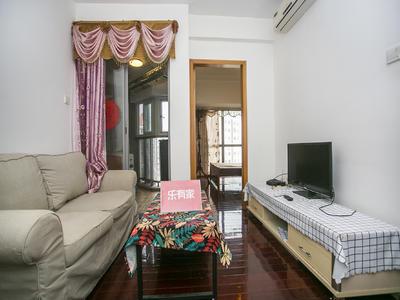 深蓝公寓高楼层东南向一房,装修保养好-深圳深蓝公寓租房