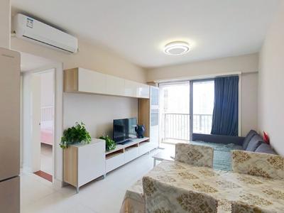 深蓝公寓少有东南向两房诚心出售-深圳深蓝公寓二手房