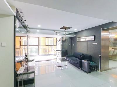 英郡年华二期西南精装3室2厅70.43m²-深圳英郡年华二期二手房