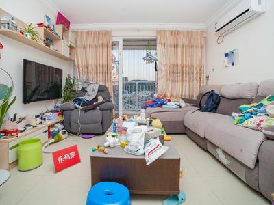 桐景花园,客厅出阳台两房,看梧桐山山景-深圳桐景花园二手房