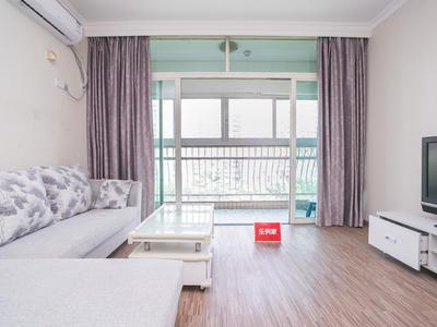 翠海花园精致装修两房,高层景观,家具齐全,通风采光-深圳翠海花园一期租房