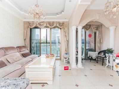 让您尊享优质的生活,户型很方正,客厅宽敞大气-深圳世纪春城四期租房