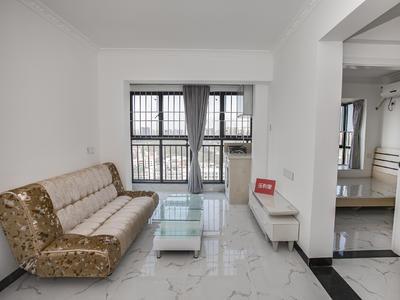 比亚迪旁边畔山名居小区精装修1房1厅1卫大阳台-惠州恒丰润畔山名居租房