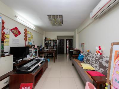 如意花园 2房1厅1卫 69.66㎡-广州如意花园租房