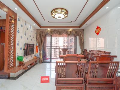 石岐区利和豪庭,中国古典装修风格,花心思设计,生活舒心-中山富元利和豪庭二手房