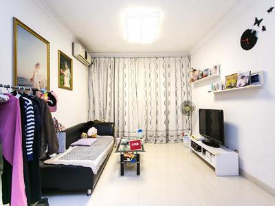 可园五期两房,户型方正,装修风格温馨,保养的很好.-深圳佳兆业可园五期租房