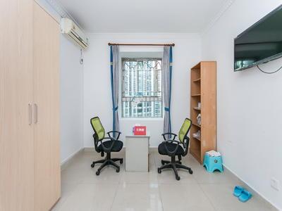彩福大厦精装6房诚心出租,看房方便,楼下就是岗厦地铁口-深圳彩福大厦租房