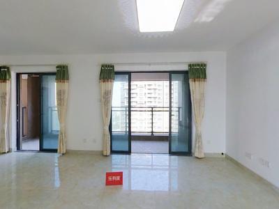长阳台四房看小区园林景观,业主诚心出售-深圳光明1号二手房
