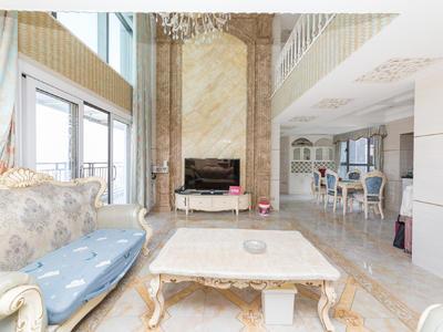 和成世纪名园顶楼的复式,地铁口物业,豪华装修,诚心出租-深圳和成世纪名园租房