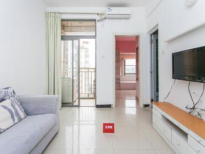 TT国际精装一房一厅,高楼层,采光通风好-深圳缔梦园三期租房