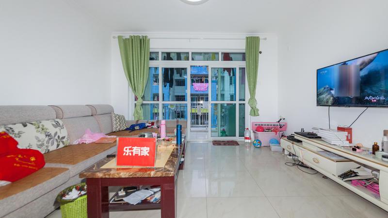 新世纪丽江豪园1期客厅-1
