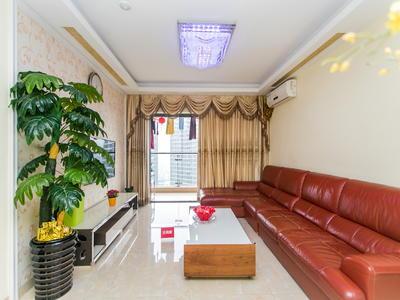 业主自住的房子保养的很好,家私电可以全送,视野很好-深圳绿景香颂二手房