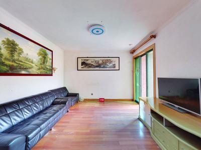 梅林一村方厅户型,看小区超级安静,深圳超大天然氧吧-深圳梅林一村二手房