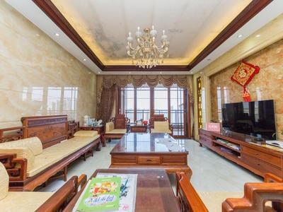 一线湖景,豪华装修,方直珑湖湾-惠州方直珑湖湾二手房