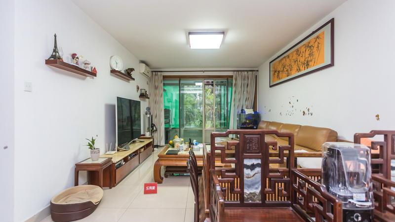 金地海景花园客厅-1