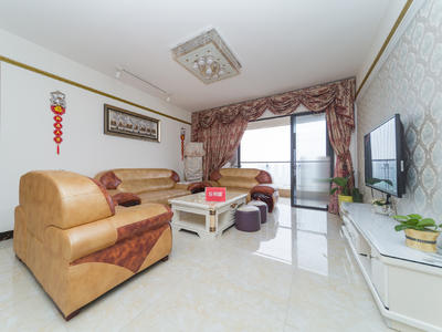 方直珑湖湾,豪装江景3房,家私电器齐全-惠州方直珑湖湾租房