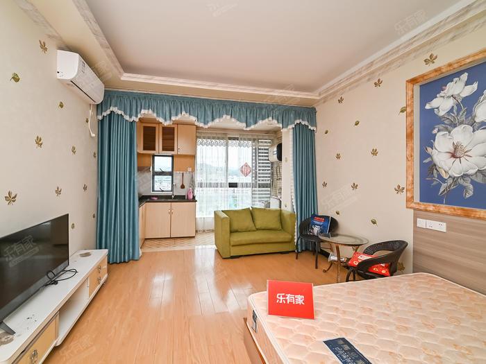 欧阳锦华公寓商住楼居室-1