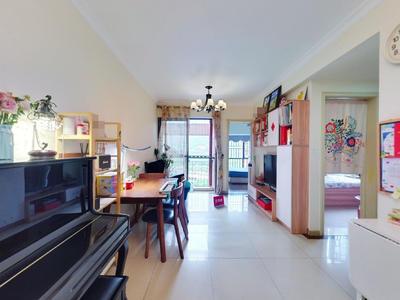 中海阳光玫瑰大3房,婚房装修大3房,看南山-深圳中海阳光玫瑰园二手房