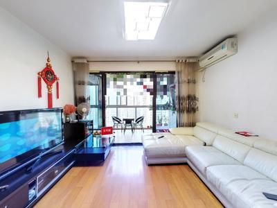 金地物业两房,客厅出超大阳台,满五唯一免个税诚心卖-深圳金地梅陇镇三期二手房