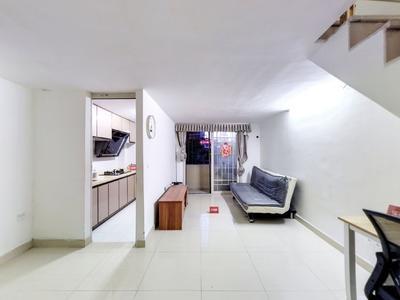 同创新作精装复式,业主诚心出租,采光好交通便利-深圳同创新作居租房