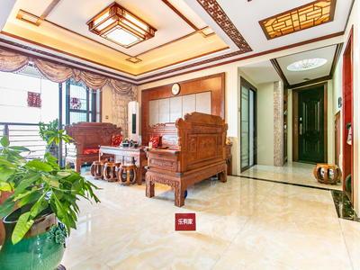 红山地铁旁大5房出售,看房也很方便,业主很配合-深圳中航天逸花园二手房